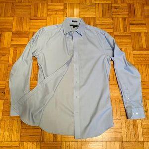 Banana Republic Premium Dress Shirt light blue